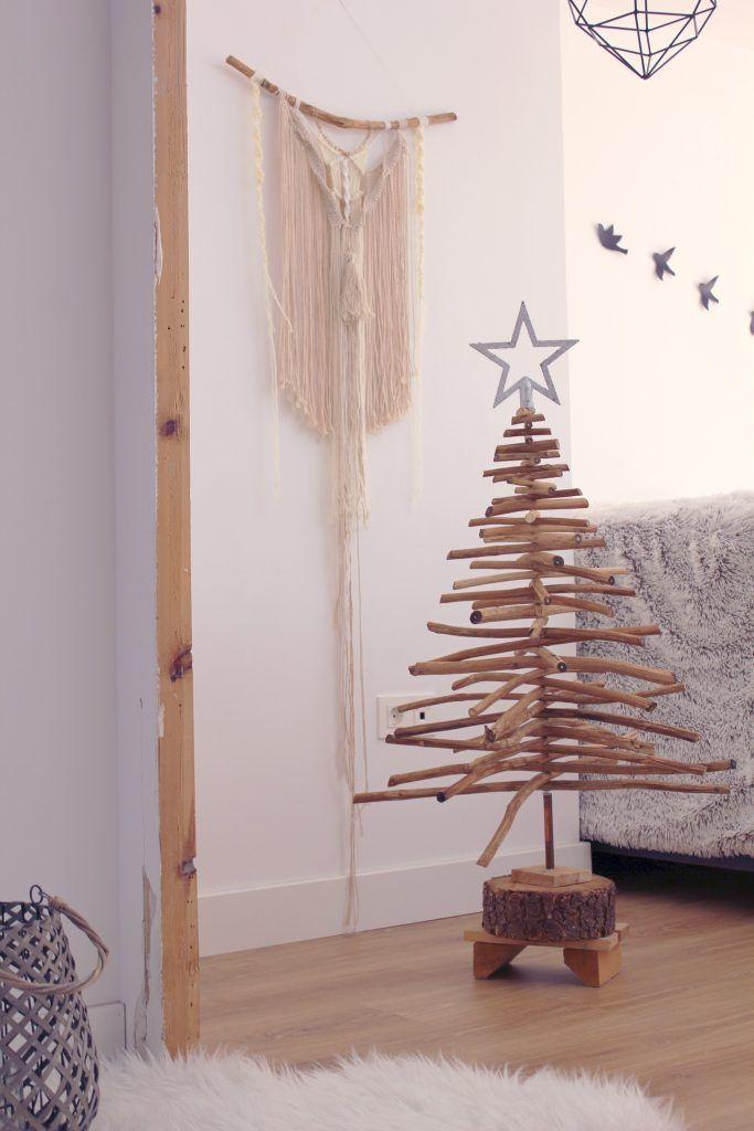 Árbol de Navidad DIY (@marossadeco)