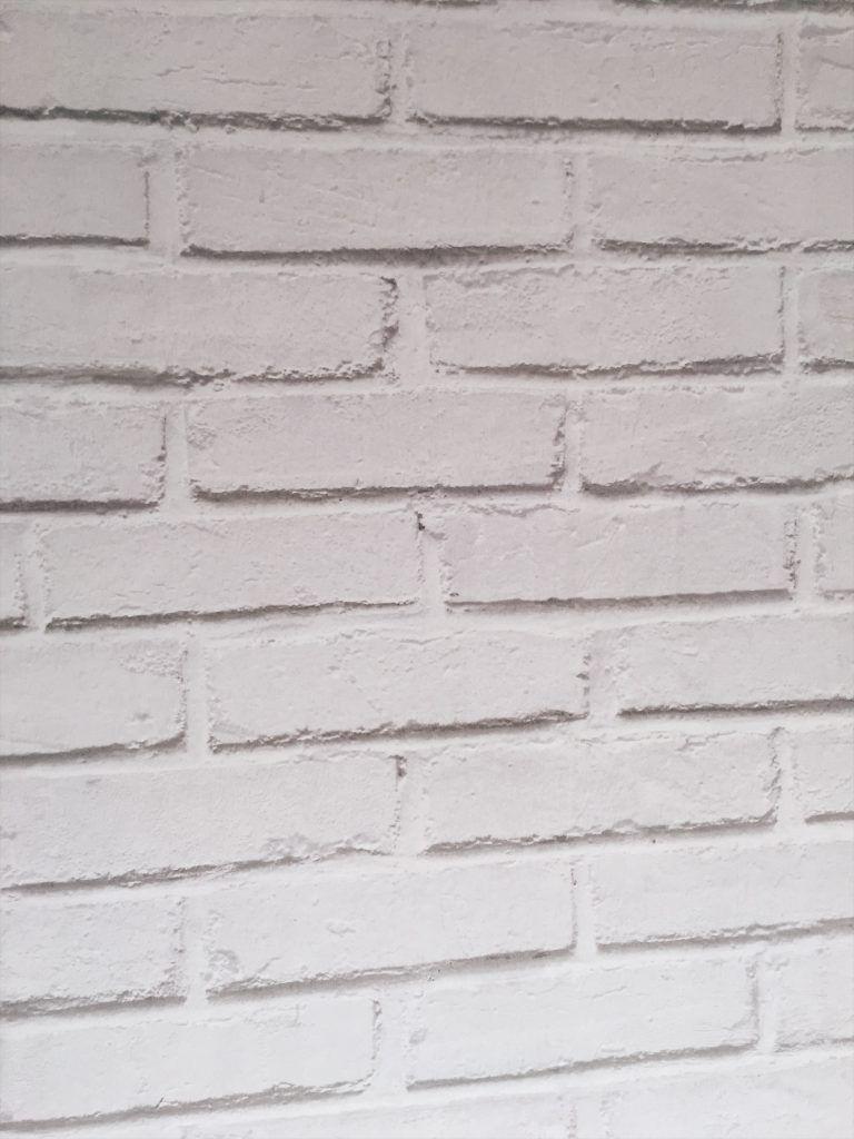 Última junta pared Efecto Ladrillo
